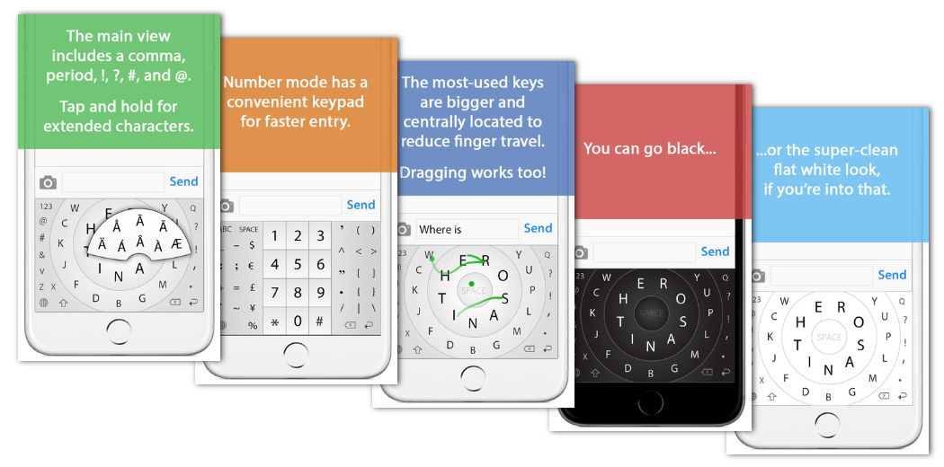 Hero Keyboard wants to reinvent the way you type (via @iDownloadBlog)