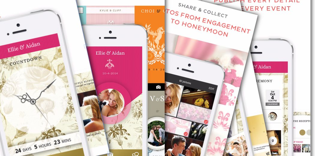 Best iPhone apps to help you plan the perfect wedding (via @iMore)
