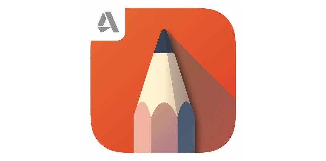 """Looking to create art on the iPad/iPhone? Try """"Autodesk Sketchbook (via @macnn)"""