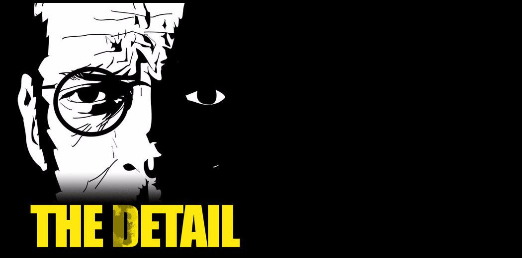 The Crime Noir, 'The Detail', Receives Second Episode. First Episode is Free for lmtd time