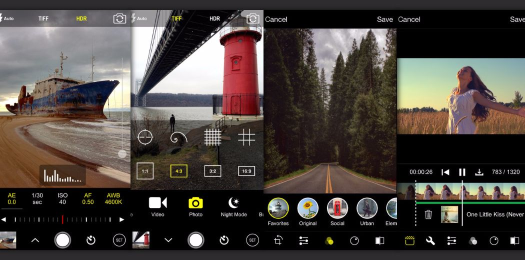 ProCam 3 for iPhone: Camera + Editor - review (via @iphoneness)