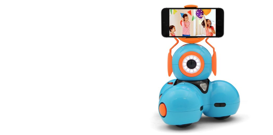 Kids can learn to program and have fun with Dash and Dot (via @appadvice)