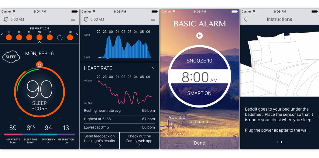 Trouble sleeping? Beddit helps you find out why (via @appadvice)
