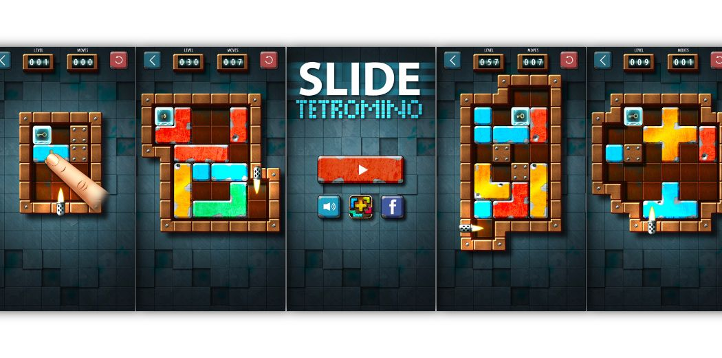 Another FREE sale in time for holidays: Slide Tetromino Premium