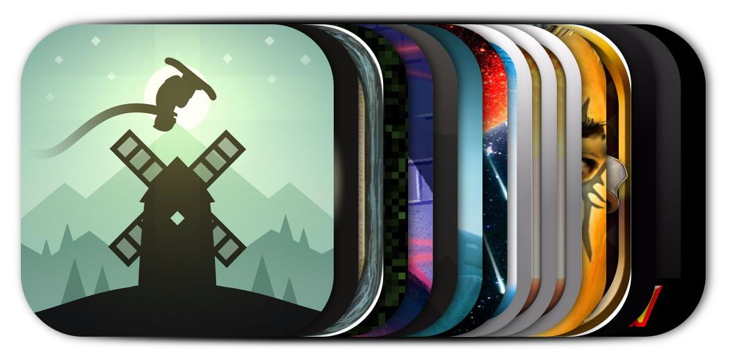 Got some time? Here is over 100 iOS holiday game sales! (via @toucharcade)
