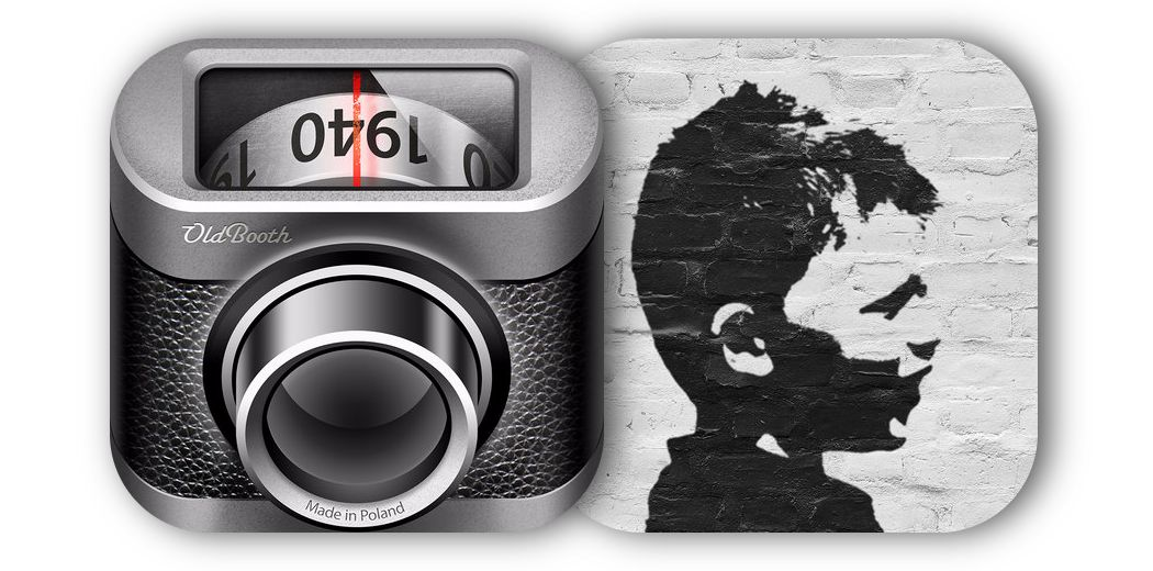 2 fun photo apps for making your photos into something unusual
