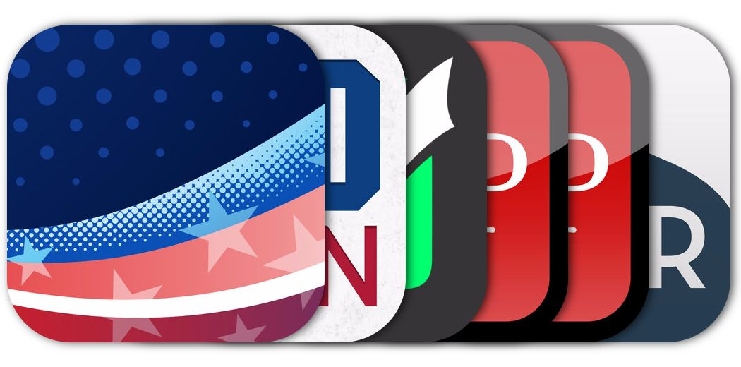 6 great apps for the 2016 US presidential election (via @appadvice)