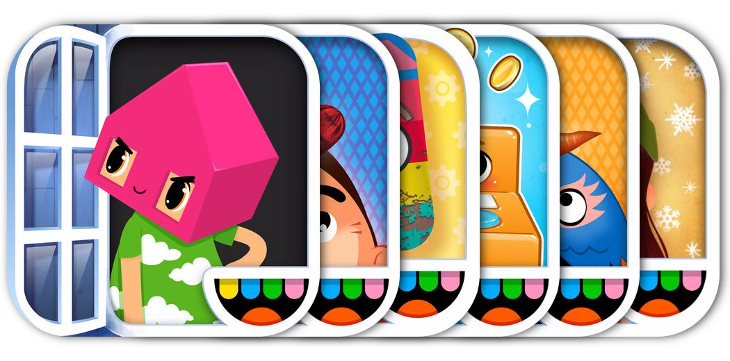 Free Today: Several quality apps from the good folks at Toca Boca on sale