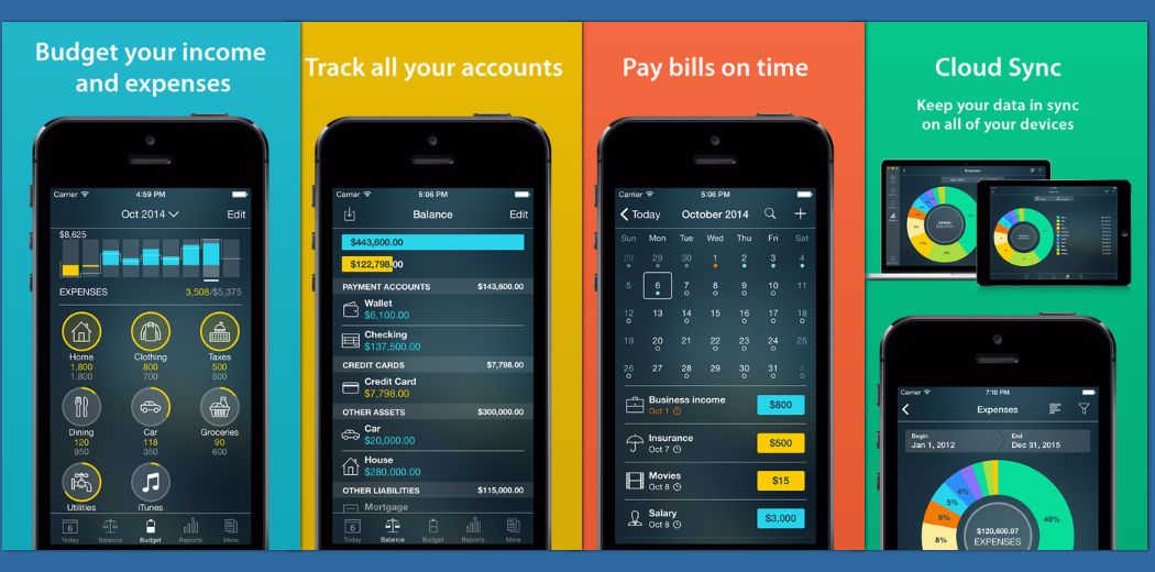 "Money Pro for iPad : ""easily the premiere expense tracker on iOS"" (via @iPadInsightBlog)"