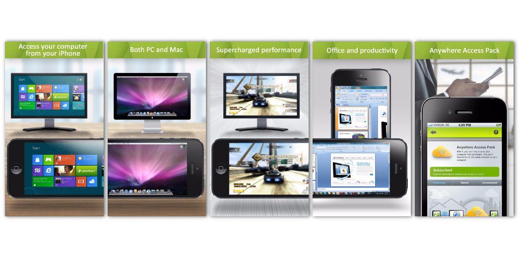 Free sale: Splashtop 2 Remote Desktop for iPhone & iPod - Personal\\\