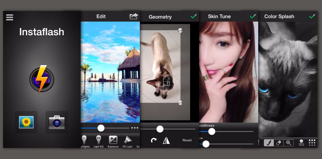 """Free for Saint Patrick's Day: """"Instaflash"""" - For quickly touching up your photos"""