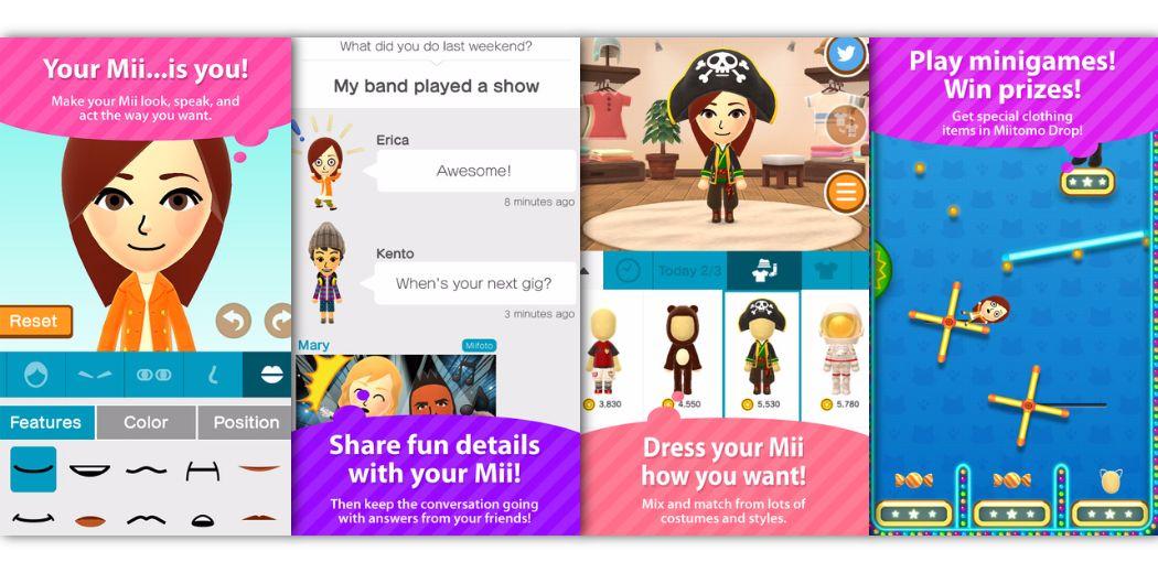 Nintendo releases Miitomo, their new social media based game, to US App Store (via @macnn)