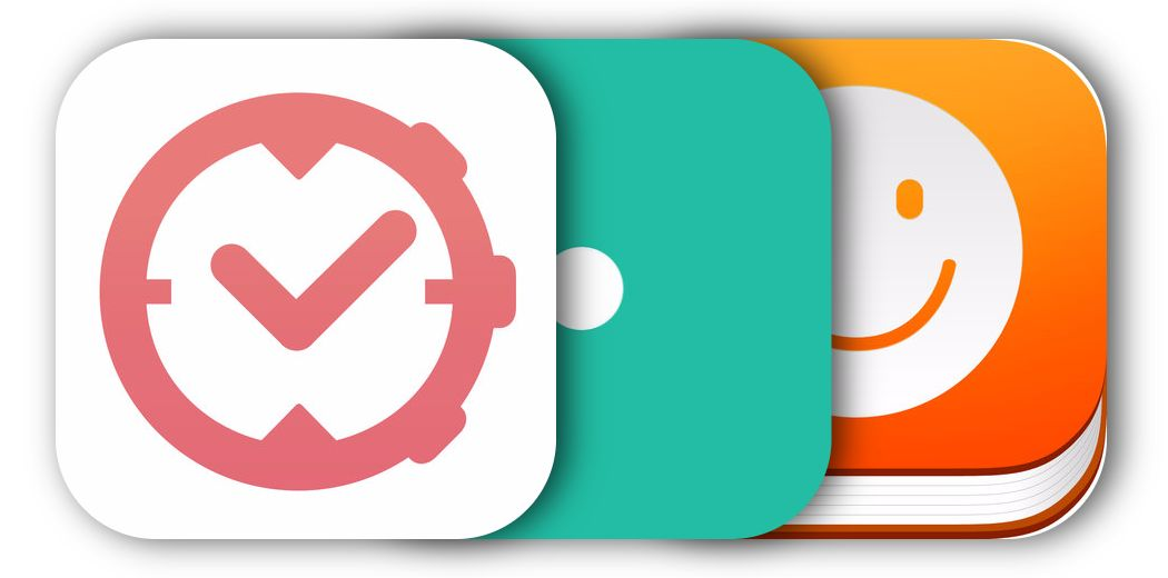 3 Productivity Apps Giveaway - A Timelogger, Todo list, and Journal. Download Now!