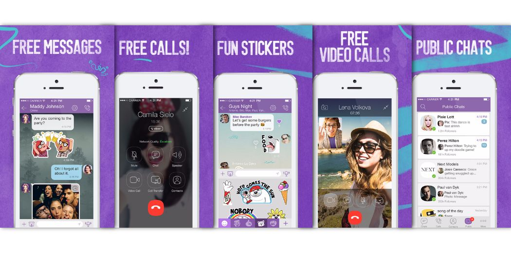 Privacy-enhanced Viber for iPhone lands with end-to-end encryption (via @iDownloadBlog)