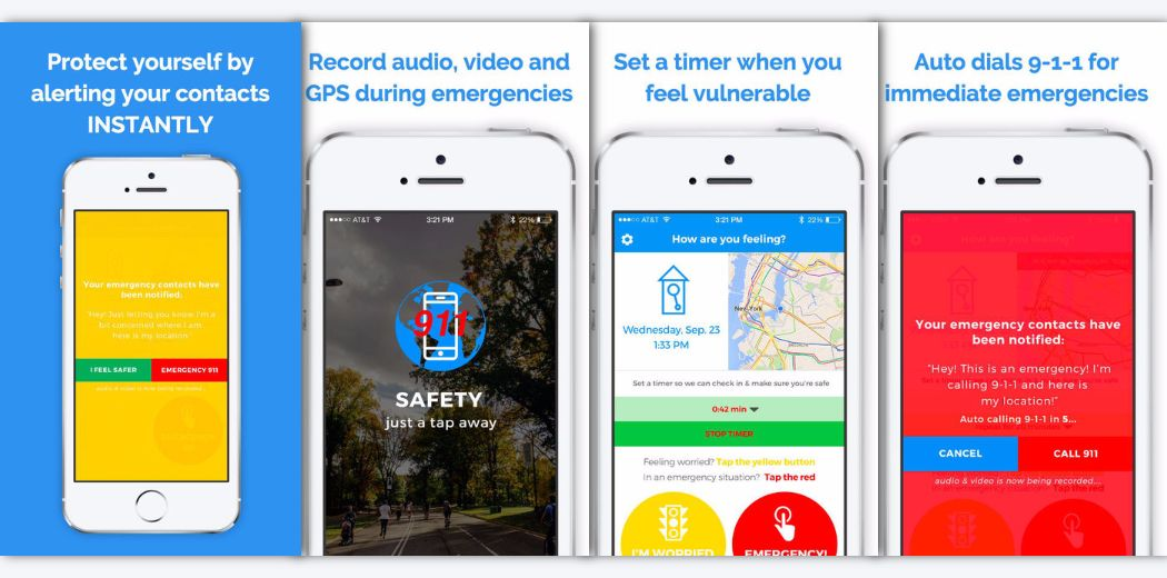 Personal Safety Apps: Planet 911 Review (via @iphonelife)