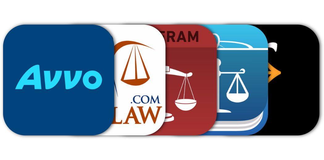 These 5 iPhone Apps Offer You Legal Help (via @iphoneness) (via @iphoneness)