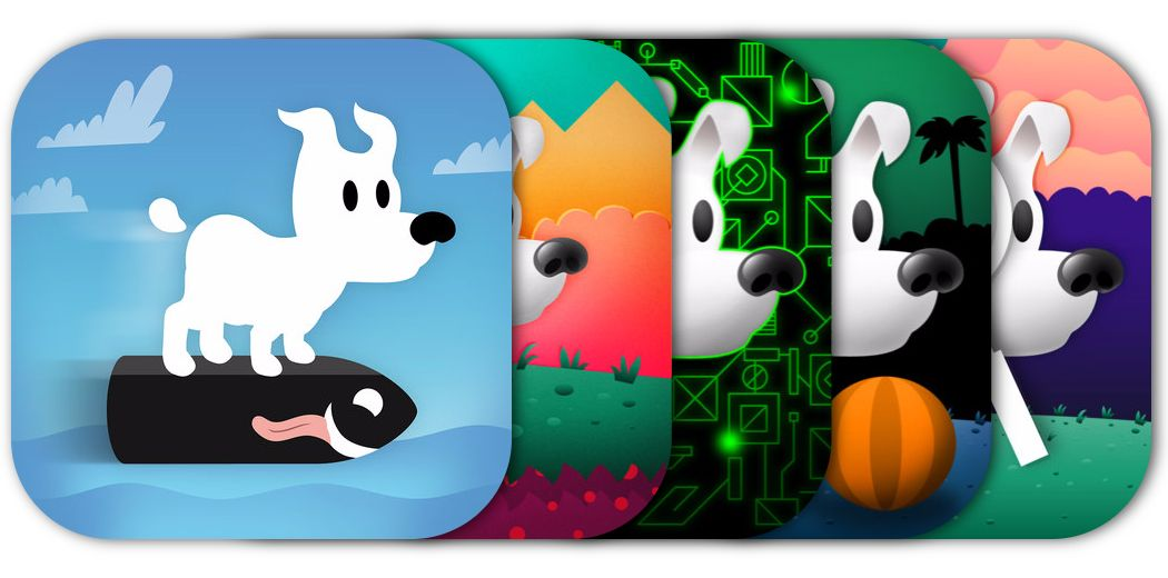 FREE sale - Mimpi Dreams and 4 other games starring the loveable pup.