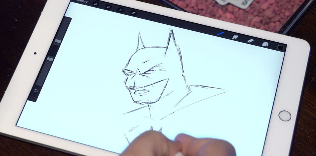 Procreate now available for iPad with 4K video replay, PDF export, and more (via @iMore)