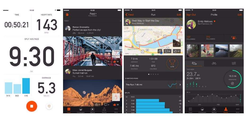 'Strava' Running and Cycling App Updated With Real-Time Safety Feature