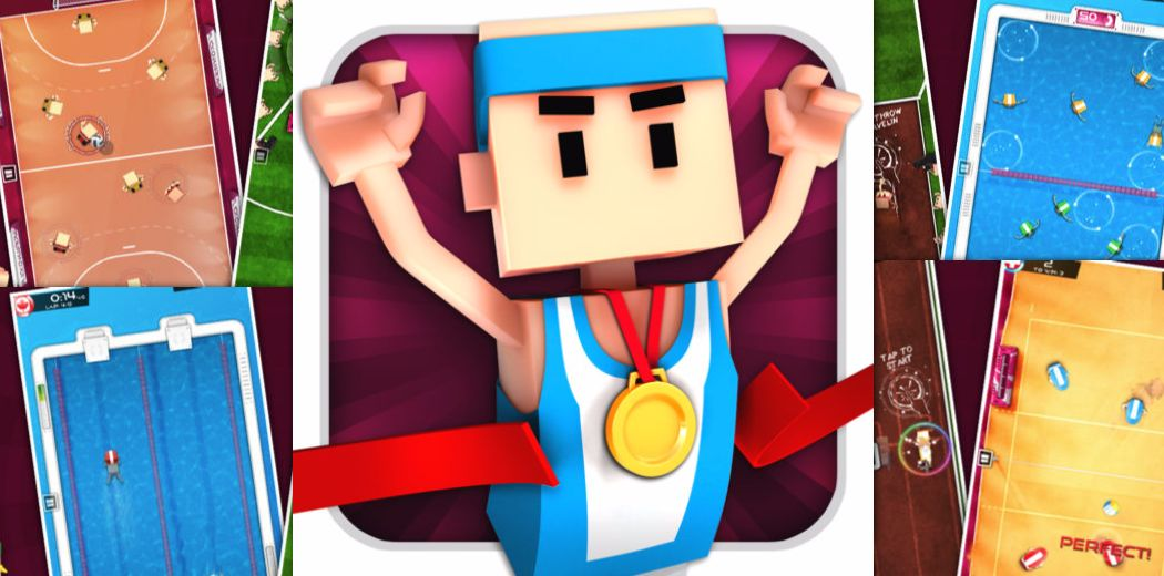 """Free Sale - """"Flick Champions Summer Sports"""" - just in time for the Olympics:"""