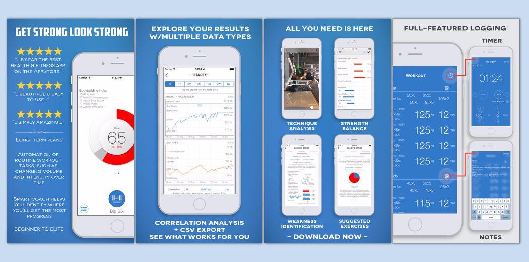 Strongur: MultiYear Strength Training iPhone App (via @iphoneness)