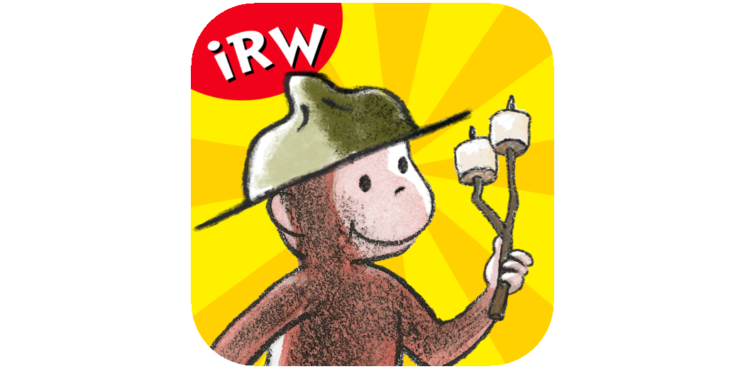 """Hey Curious George Fans! (Everyone?) Its """"Curious George Goes Camping"""" (via @theiPhonemom)"""