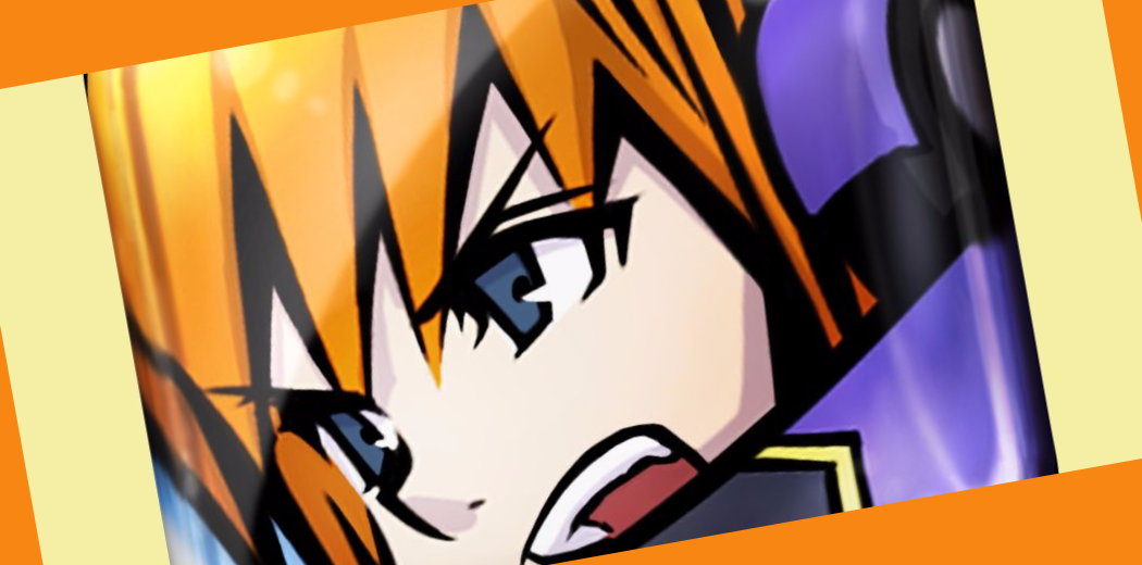 'The World Ends With You: Solo Remix' (via @toucharcade)