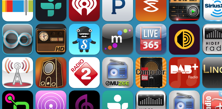 """You're Listening To..."" The Best iOS Radio Apps (via @appadvice)"